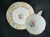 Sir James DUKE & Nephews Victorian Cup & saucer